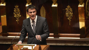 French Prime Minister Manuel Valls invoked rarely-used special powers to force the reform through parliament