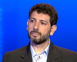 Ziad Majed, professeur à l'Université américaine de Paris