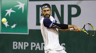 Lorenzo Giustino earned more money in his French Open first round win than he did in all of 2019