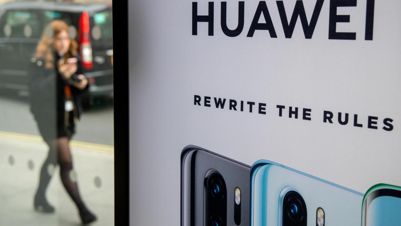 Huawei: Londres s'apprête à trancher sous la pression de Washington