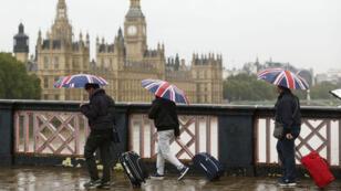Sur 597 députés, 544 ont approuvé le projet de loi sur le référendum proposé par David Cameron.