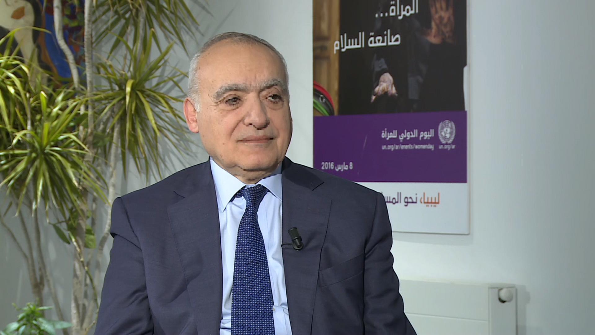 L'entretien - Ghassan Salame
