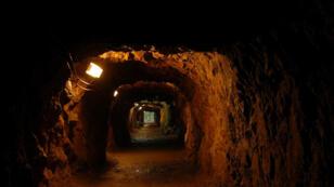 Le site d'Osowka fait partie des tunnels creusés par les nazis où pourrait se trouver le légendaire train nazi rempli d'or.
