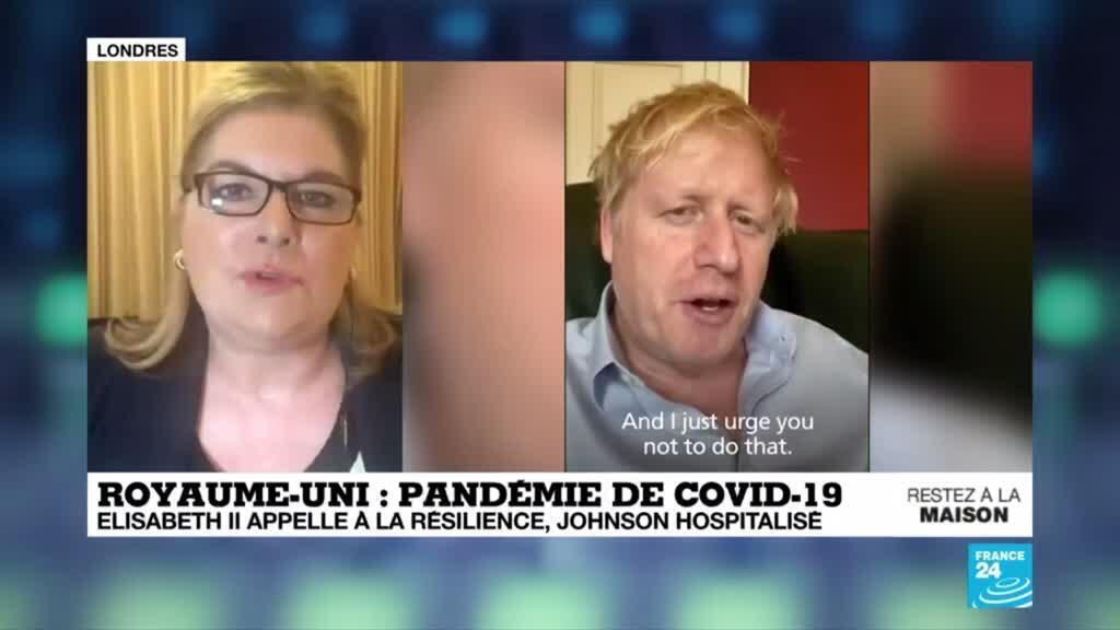 2020-04-06 13:03 Coronavirus au Royaume-Uni : Boris Johnson accusé d'avoir minimisé la crise