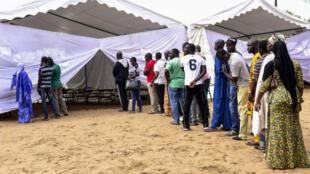 Plus de 6,2 millions d'électeurs sénégalais étaient appelés aux urnes, dimanche 30 juillet.