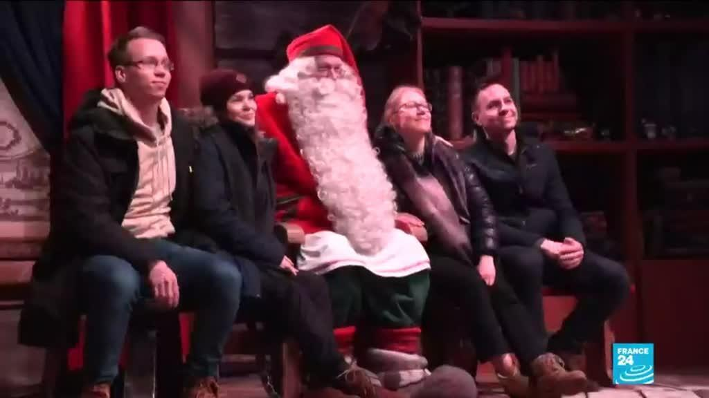 2019-12-24 07:10 In Finland's Lapland, the real christmas experiences boom raises concerns for locals & environment