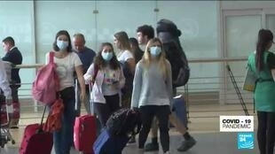 2020-03-12 15:09 Coronavirus pandemic: At least 197 cases, two deaths in Latin America