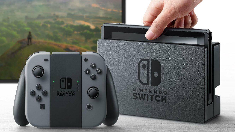 Nintendo a dévoilé sa Nintendo Switch.