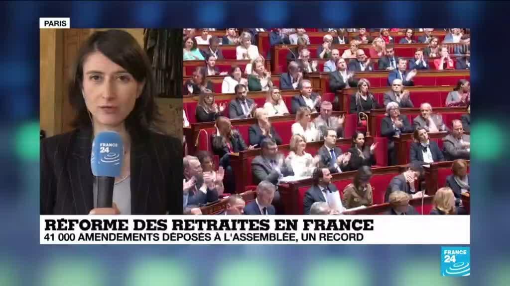 2020-02-17 14:03 Réforme des retraites : L'opposition déterminée à faire barrage au projet de loi à l'Assemblée