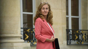 La garde des Sceaux, Nicole Belloubet.