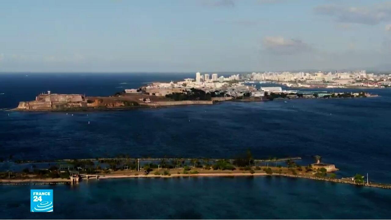 مراسلون فرانس 24 بورتوريكو