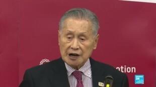 2021-02-11 18:13 El presidente de Tokio 2020 se dispone a dimitir tras sus comentarios sexistas
