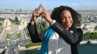 Laura Flessel, ministre des Sports du gouvernement Philippe.