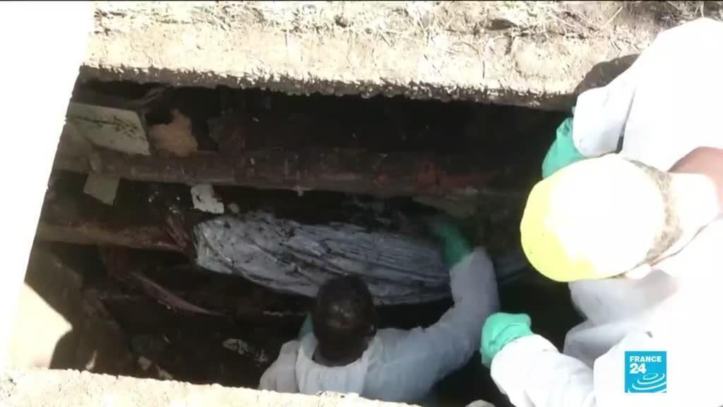 2021-04-07 10:40 Pandémie de Covid-19 au Brésil : le pays déplore plus de 4000 morts en 24H