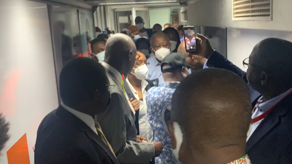 Live: Ivory Coast's ex-leader Gbagbo returns home after ICC acquittal