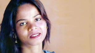 Asia Bibi avait été condamnée en 2010 par une cour pakistanaise pour blasphème.