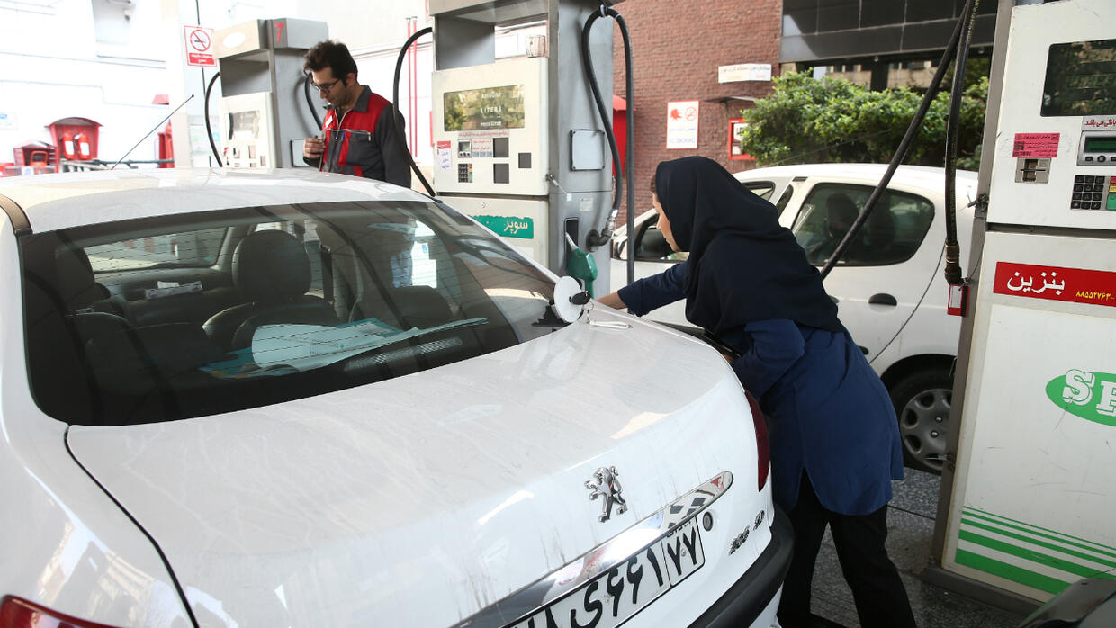 Surge in petrol prices trigger protests in Iran