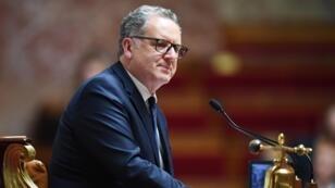 Richard Ferrand a été élu président de l'Assemblée nationale en septembre 2018.
