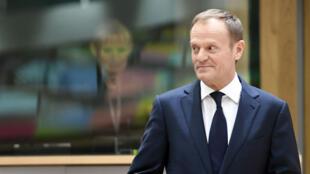 Donald Tusk est président du Conseil européen depuis fin 2014.