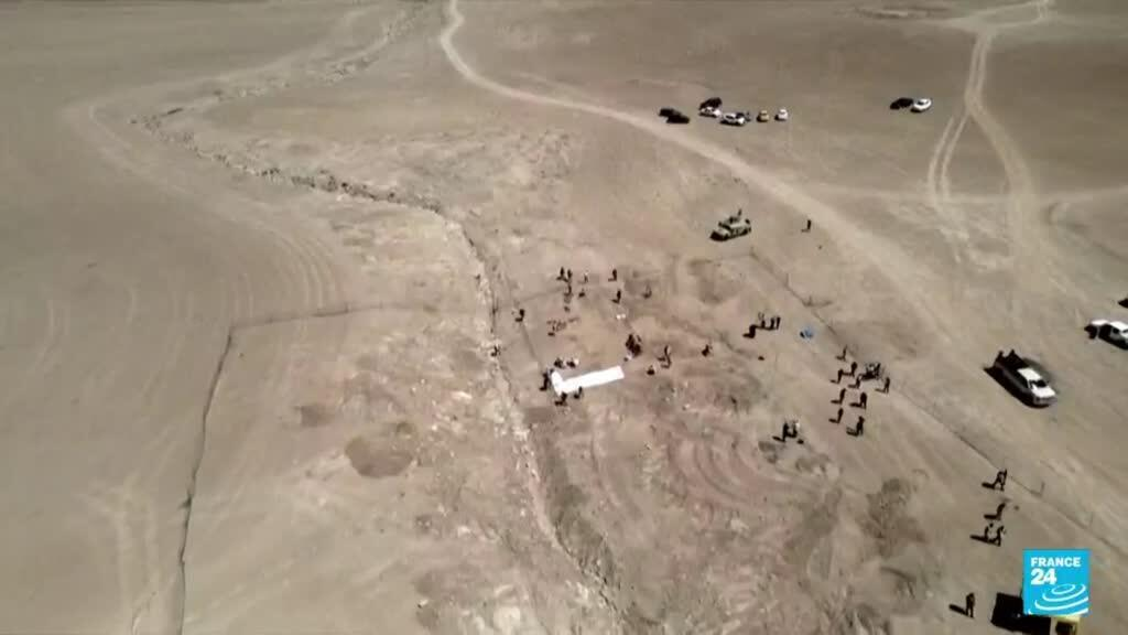 2021-06-14 20:13 Charnier de Badouch en Irak : 583 victimes retrouvées, l'un des pires crimes du groupe EI