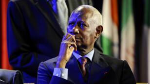 Abdou Diouf, actuel secrétaire général de l'Organisation de la Francophonie, le 14 septembre 2011, à Paris.