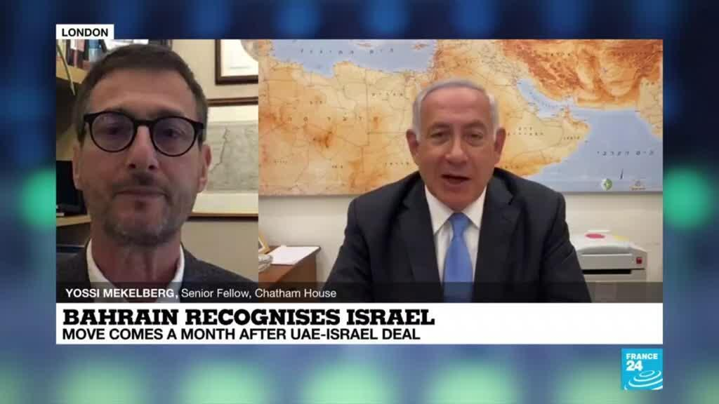 2020-09-11 22:32 Bahrain recognises Israel: move comes a month after UAE-Israel deal