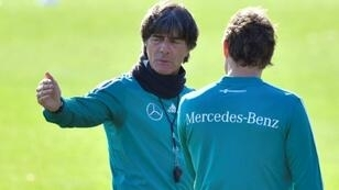 Germany boss Joachim Loew is under pressure to deliver results in their Nations League matches against the Netherlands and France