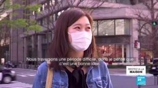 2020-04-06 18:08 Coronavirus : Au Japon, l'état d'urgence devrait être déclaré dans sept régions