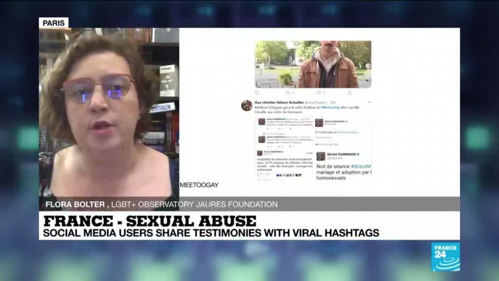2021-01-23 18:13 #metoogay, le metoo qui libère la parole au sein de la communauté gay