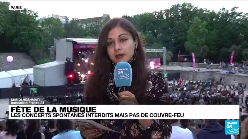 2021-06-21 21:16 Fête de la musique : les concerts spontanés interdits mais pas de couvre-feu