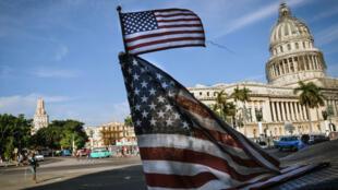 Le régime cubain préconise l'autorisation d'utiliser le dollar pour les opérations financières internationales cubaines et de d'exporter des produits cubains vers les États-Unis.
