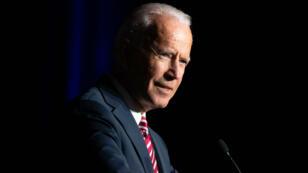 L'ancien vice-président démocrate Joe Biden dans le Delaware, le 16mars2019.