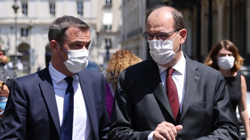 France to drop mandatory mask-wearing outdoors Thursday, curfew on Sunday...