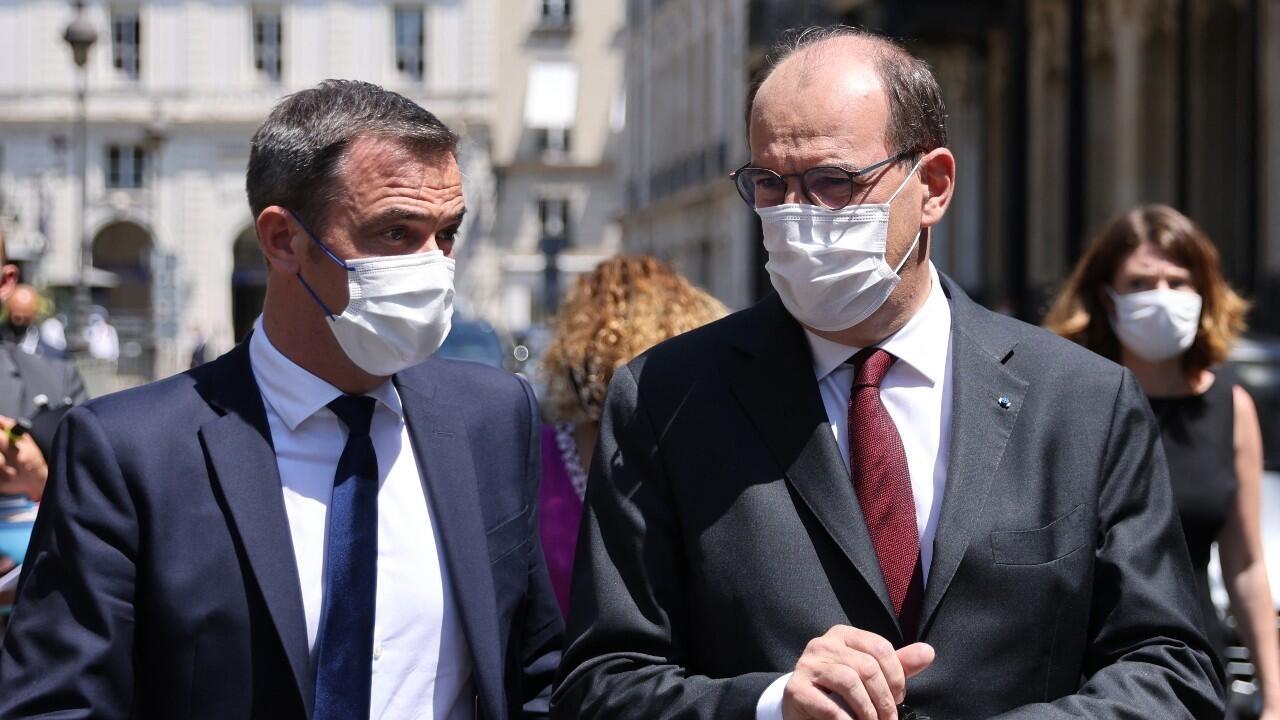 France to drop mandatory mask-wearing outdoors Thursday, curfew on Sunday