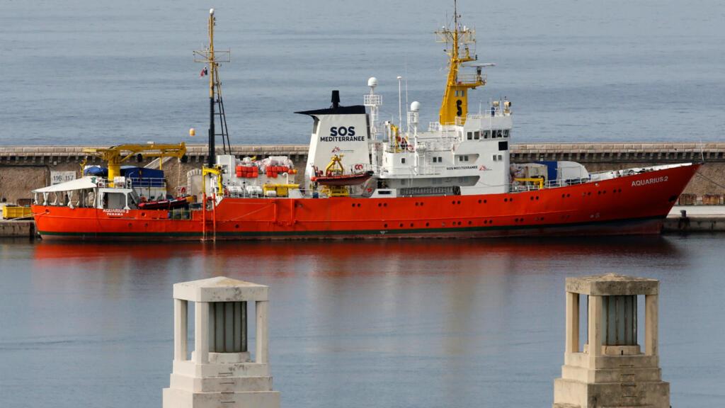 SOS Mediterranée resumes migrant rescues off Libya