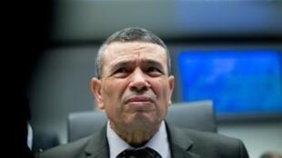 وزير الطاقة الجزائري صالح خبري في فيينا في 4 كانون الأول/ديسمبر 2015