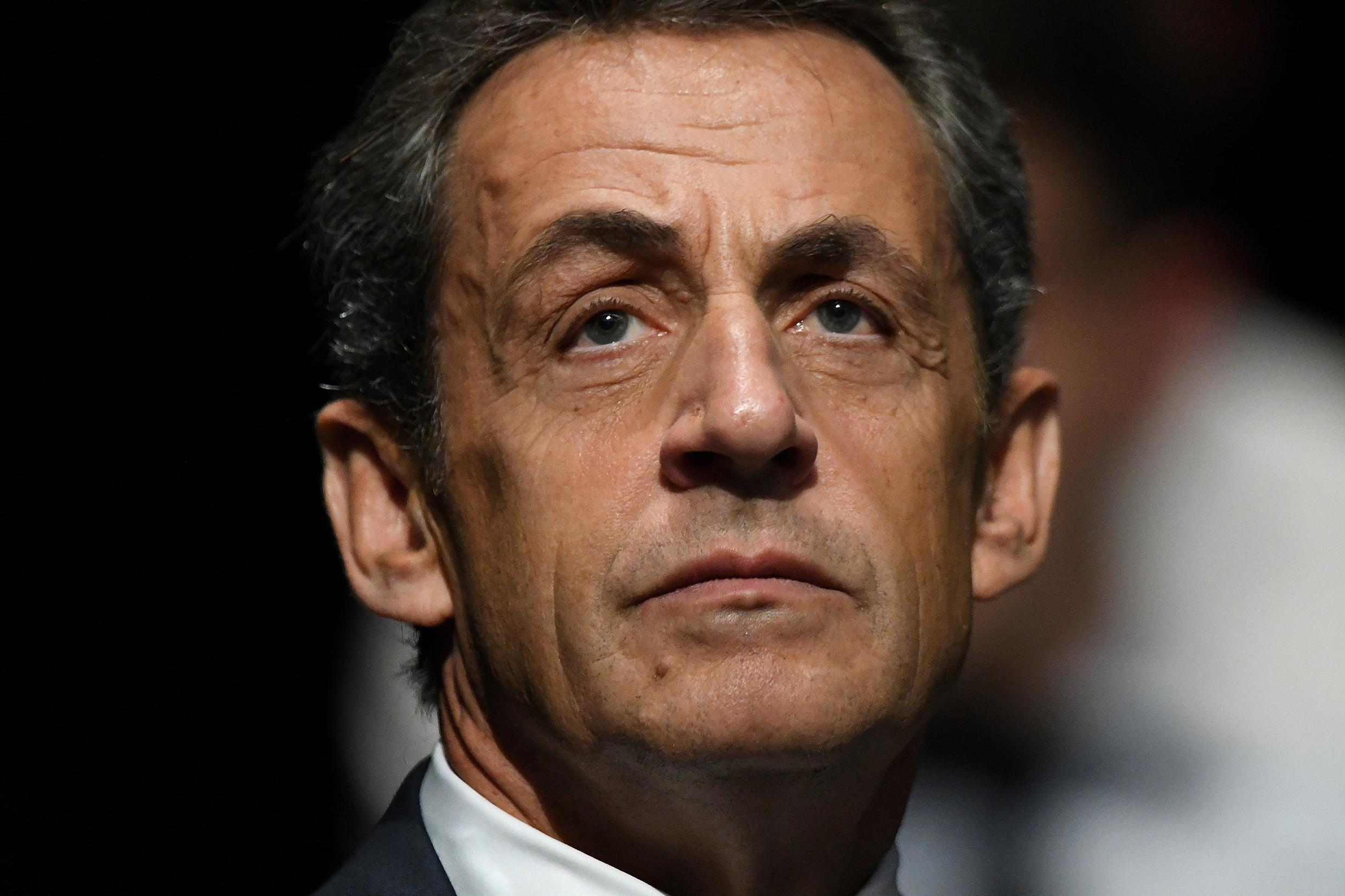 Nicolas Sarkozy, who was France's president from 2007 until 2012, has been dogged by legal cases since leaving office