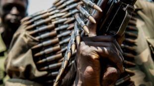 السلاح المتفلت في جنوب السودان