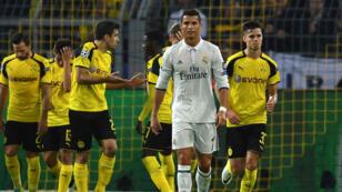 Le Real Madrid et le Borussia Dortmund n'ont pas réussi à se départager (2-2).