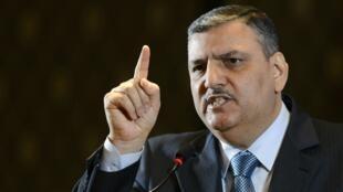 رياض حجاب المنسق العام للهيئة العليا للمفاوضات السورية