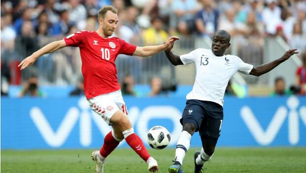 Franceses y daneses esperan un rival del grupo D.