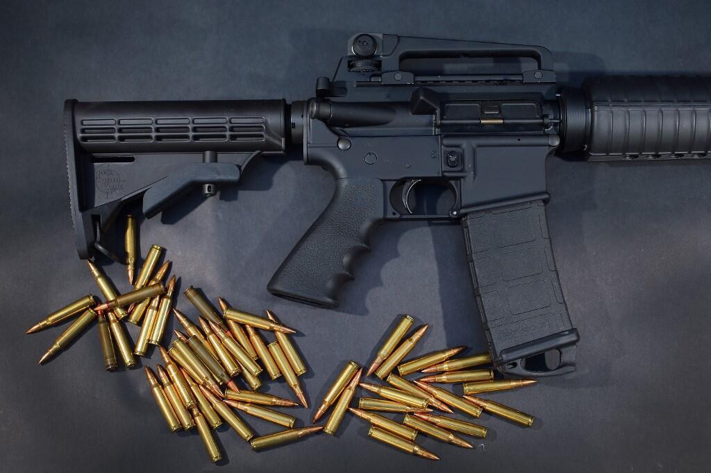 armes marché