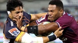 The ACT Brumbies and Queensland Reds are expected to fight it out for domestic supremacy as the Super Rugby AU kicks off Friday