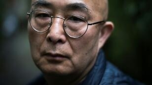 Liao Yiwu was jailed for writing a poem called 'Massacre' about the Tiananmen Square protests