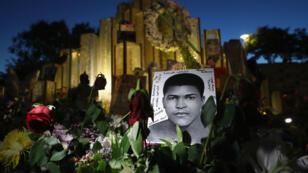 Le cercueil de Mohamed Ali sera exposé jeudi dans un immense salle en périphérie de Louisville.