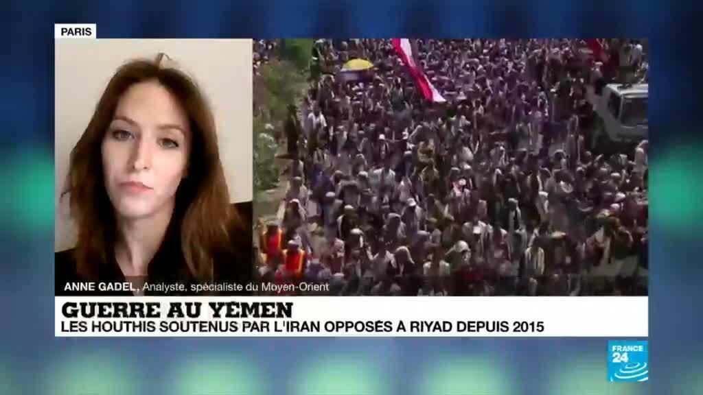 """2021-01-11 21:10 Yemen : les rebelles houthis classés """"terroristes"""" par Washington"""