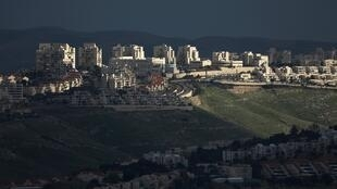 A view shows the Israeli settlement of Maale Adumim in the Israeli-occupied West Bank February 25, 2020. REUTERS OK