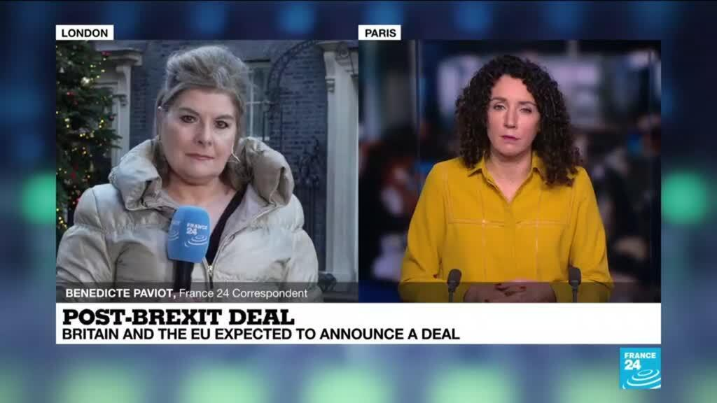 2020-12-24 11:04 Post-Brexit deal: Britain and the EU expected to announce a deal
