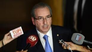 رئيس البرلمان البرازيلي السابق إدواردو كونها