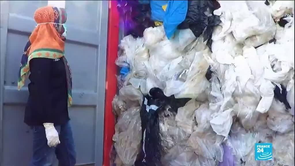 2020-01-21 11:08 La Malaisie renvoie 43 conteneurs de déchets vers la France
